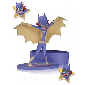 Super Best Friends Forever Batgirl Figure & Super Secret Storage Box