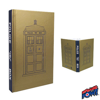 Doctor Who 50th Anniversary Journal