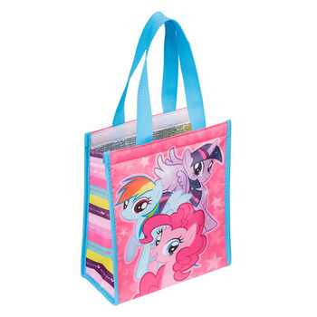 My Little Pony Friendship is Magic Insulated Shopper Tote