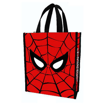 Spider-Man Marvel Small Recycled Shopper Tote
