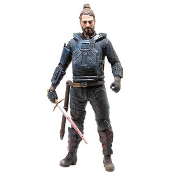 The Walking Dead Comic Series 4 Paul Jesus Monroe Action Figure