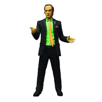 Breaking Bad Saul Goodman Green Shirt Version PX Action Figure