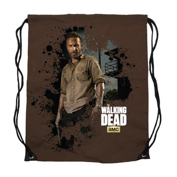 The Walking Dead Rick Grimes Cinch Bag