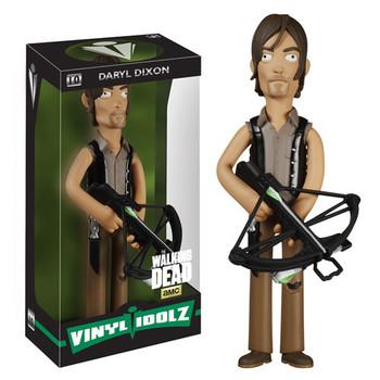 The Walking Dead Daryl Dixon Vinyl Idolz Figure