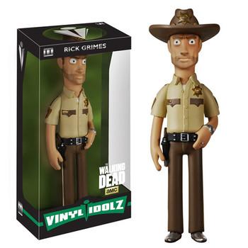 The Walking Dead Rick Grimes Vinyl Idolz Figure