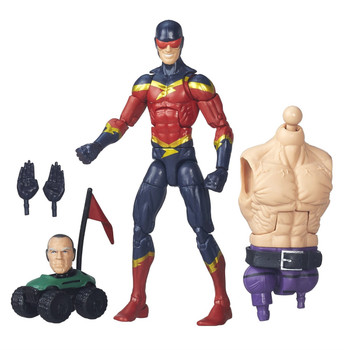 Marvel Legends: Superior Foes Of Spider-Man: Speed Demon Action Figure