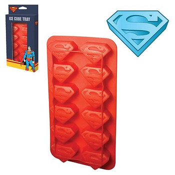 Superman DC Comics Ice Cube Tray