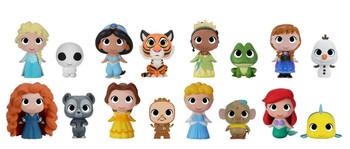 Disney Princesses Mystery Minis Vinyl Figure Random 4-Pack