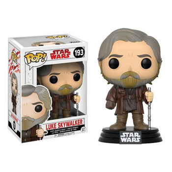 Star Wars: The Last Jedi Luke Skywalker Pop! Vinyl Bobble Head
