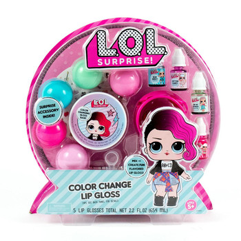 L.O.L Surprise Color Change Lip Gloss
