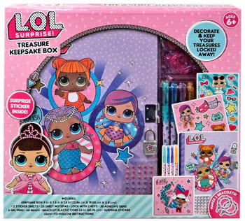 L.O.L Surprise Treasure Keepsake Box