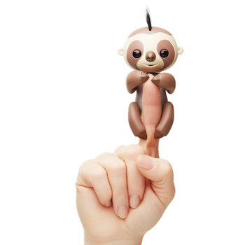 Fingerlings Baby Sloth - Kingsley (Brown)