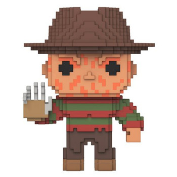 Nightmare on Elm Street Freddy Krueger 8-Bit Pop! Vinyl Figure #22