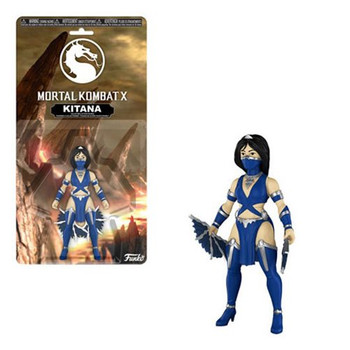 Mortal Kombat Kitana Action Figure