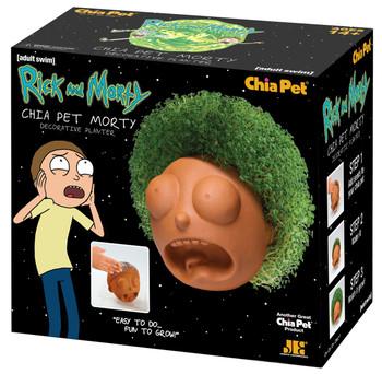Rick and Morty Morty Chia Pet