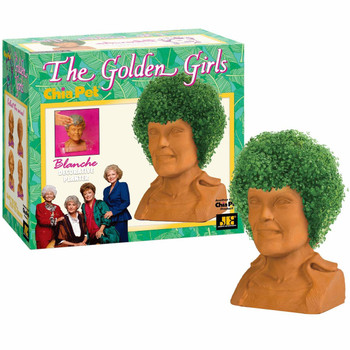 Golden Girls Blanche Devereaux Chia Pet