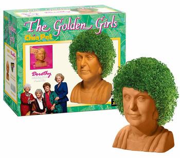 Golden Girls Dorothy Zbornak Chia Pet
