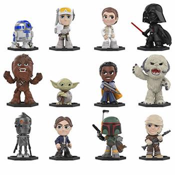 Star Wars Empire Strikes Back Mystery Minis Random 4-Pack