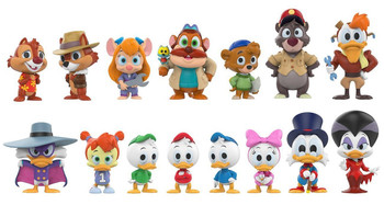 Disney Afternoon Mystery Minis Random 4-Pack