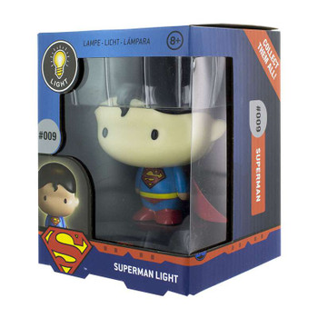 Superman Icon Light