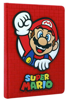 Super Mario Premium A5 Journal