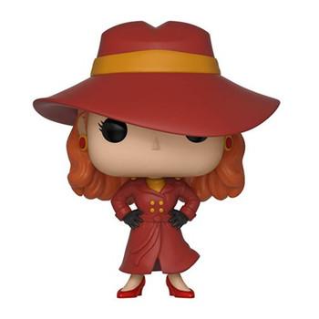 Carmen Sandiego Pop! Vinyl Figure #662