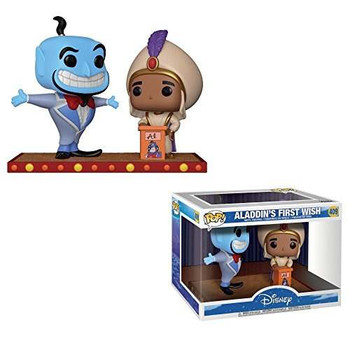 Aladdin Genie Movie Moment Pop! Vinyl Figure
