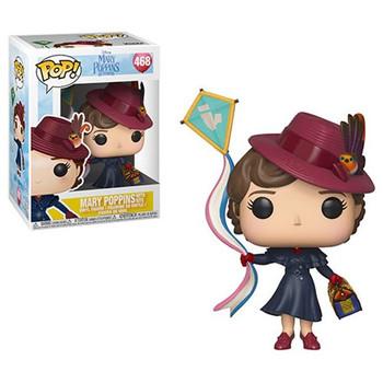 Mary Poppins Returns Mary with Kite Pop! Vinyl Figure #468