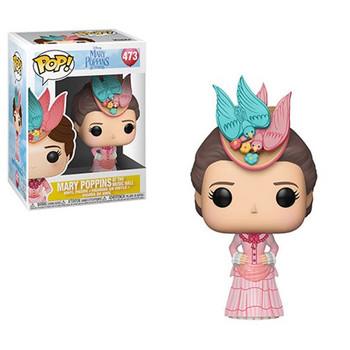 Mary Poppins Returns Mary Pink Dress Pop! Vinyl Figure #473