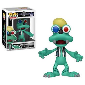 Kingdom Hearts 3 Goofy Monsters Inc. Pop! Vinyl Figure #409