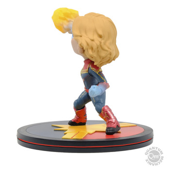 Captain Marvel Diorama Q-Fig Figure