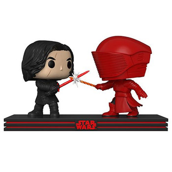 Star Wars: The Last Jedi Kylo and Praetorian Guard Pop! Vinyl Figure Movie Moments