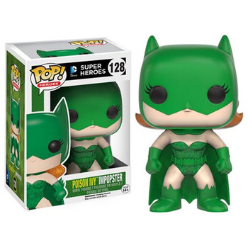 Batman Impopster Batgirl Poison Ivy Pop! Vinyl Figure