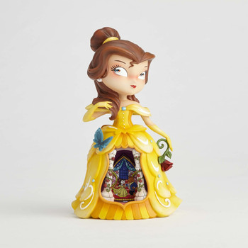 Disney The World of Miss Mindy Beauty and the Beast Belle Statue