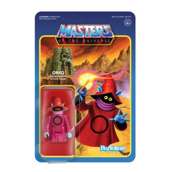 Master Of The Universe Orko ReAction Figure