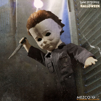 [PRE-ORDER] Living Dead Dolls Halloween Michael Myers Doll