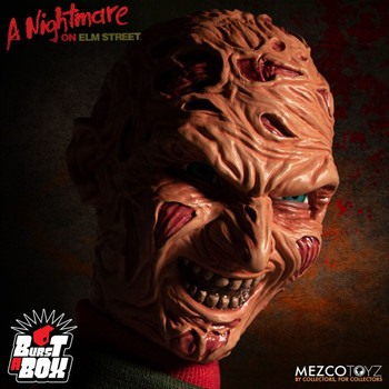 [PRE-ORDER] Nightmare on Elm Street Freddy Krueger Jack-in-the-Box
