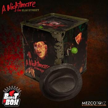 Nightmare on Elm Street Freddy Krueger Jack-in-the-Box
