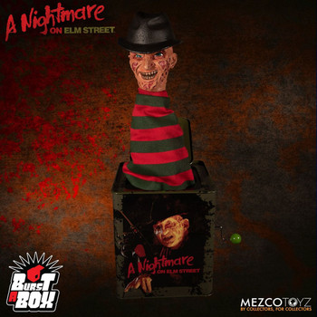 Nightmare on Elm Street Freddy Krueger Jack-in-the-Box