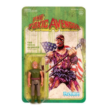 The Toxic Avenger ReAction Figure