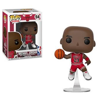 NBA Bulls Michael Jordan Pop! Vinyl Figure #54 - Not Mint