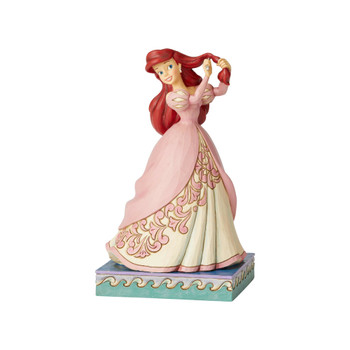 Disney Traditions Little Mermaid Princess Passion Ariel Curious Collector by Jim Shore Statue