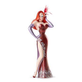 Disney Showcase Roger Rabbit Jessica Rabbit Statue