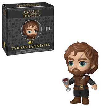 Game of Thrones Tyrion Lannister 5 Star Vinyl Figure
