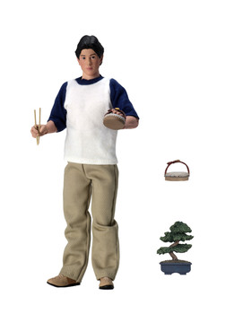 Karate Kid 1984 Clothed 8-Inch Action Figure Set