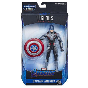 Marvel Legends Series Avengers: Endgame 6-inch Captain America Figure