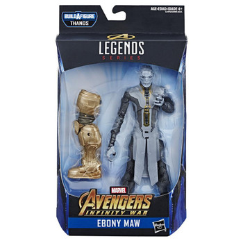 Marvel Legends Series Avengers: Endgame 6-inch Ebony Maw Figure