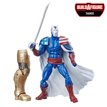 Marvel Legends Series 6-inch Citizen V Figure