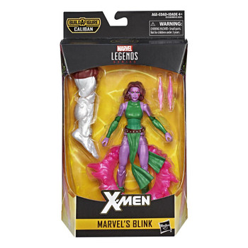 Marvel Legends Series 6-inch Collectible Action Figure Marvel's Blink Toy (X-Men Collection)