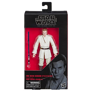 Star Wars The Black Series Star Wars Episode 1 The Phantom Menace 6-Inch-Scale Obi-Wan Kenobi Figure